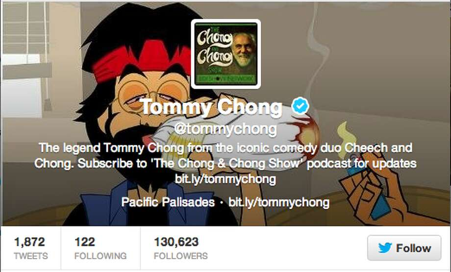 Activist,comedian and one-half of the celebrated comedic stoner duo Cheech & Chong.