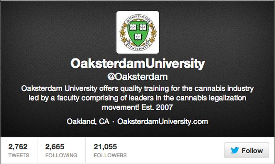 This weed college located in Oakland provides higher learning for those who want to work in the cannabis industry.