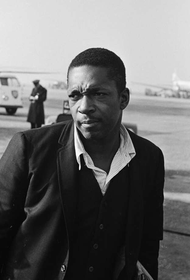 John Coltrane - (U.S. Navy) In 1945 Coltrane entered the Navy as a volunteer apprentice seaman and a year later made his first recording with a Navy band called the Melody Masters.