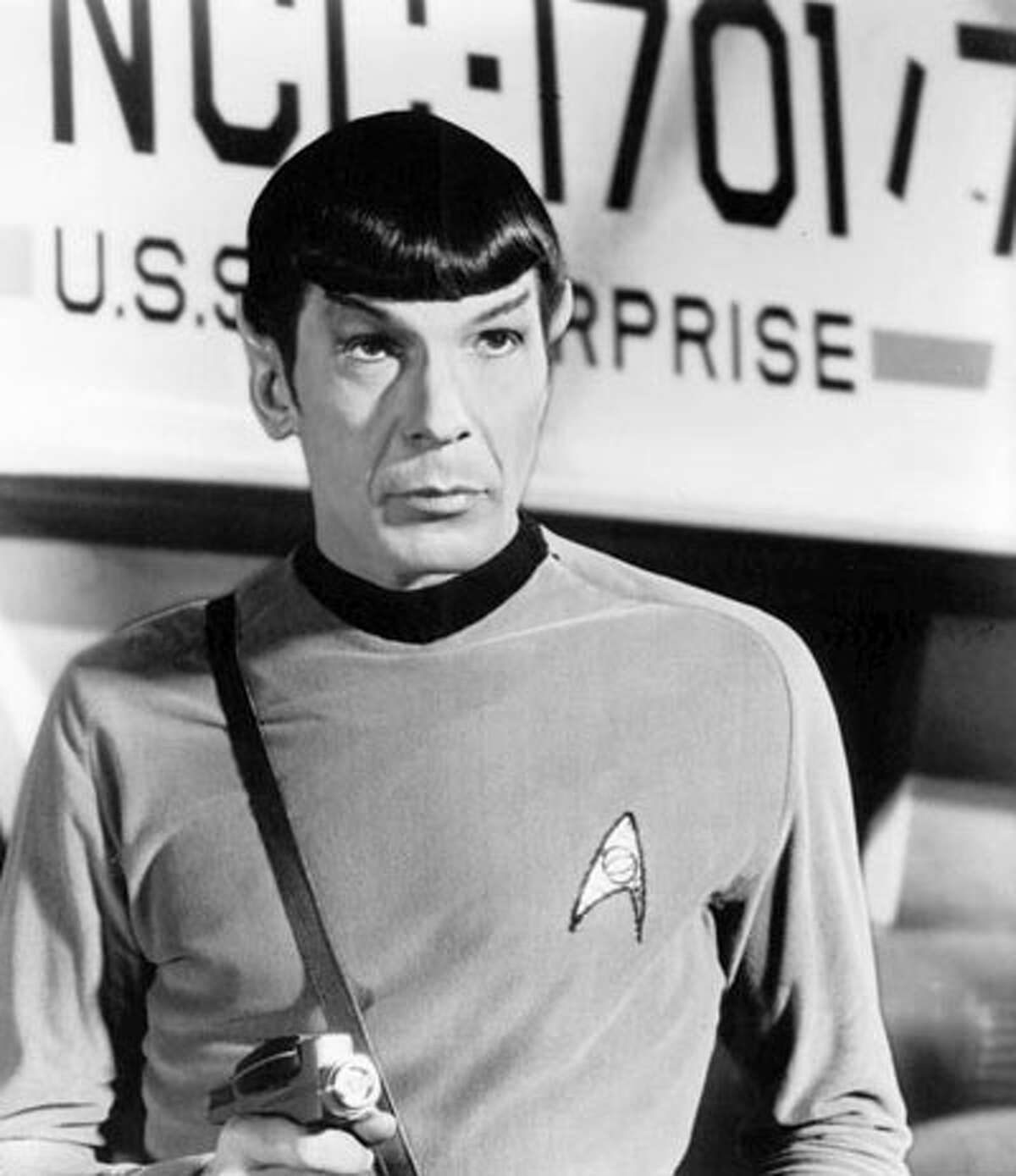 Leonard Nimoy - (U.S. Army 1953-55) Received an honorable discharge with the rank of Sergeant. www.military.com
