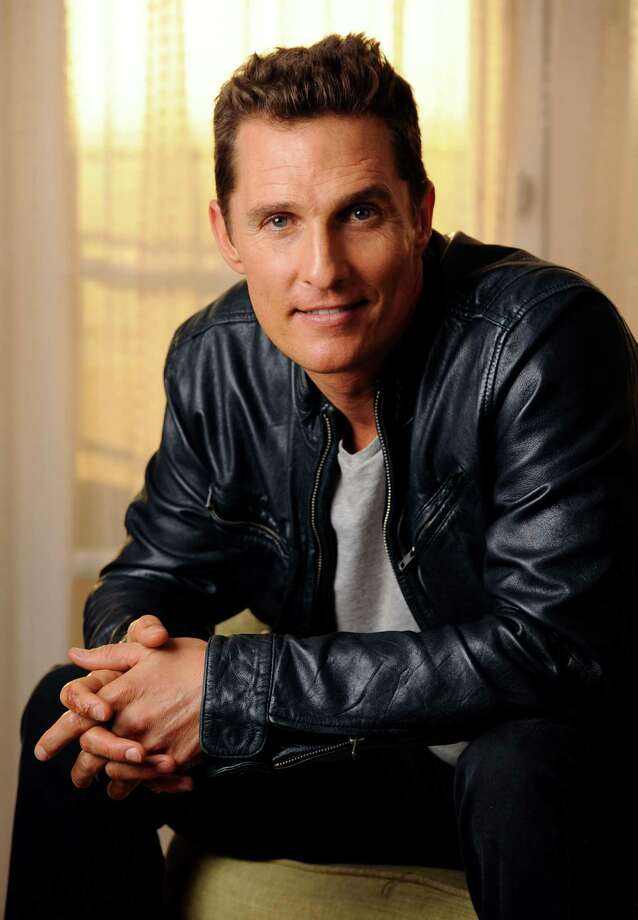 Actor Matthew McConaughey gets extreme in 'Dallas Buyers ...
