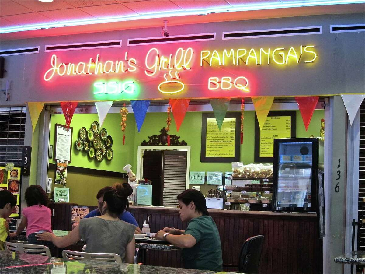 Jonathan's Grill in the International Food Court at the Viet Hoa strip center.