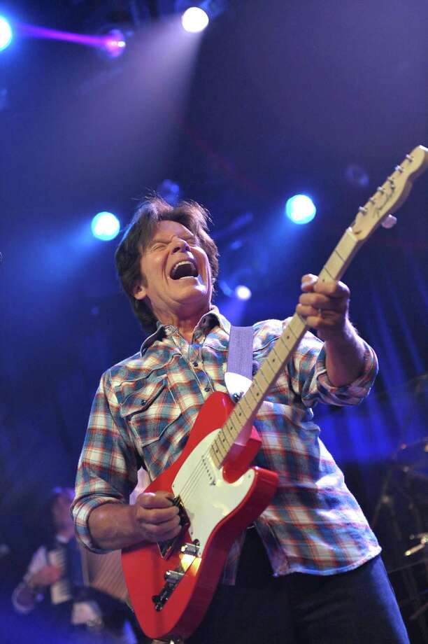 John Fogerty performs on his 68th birthday at the El Rey Theatre on Tuesday, May, 28, 2013 in Los Angeles. (Photo by John Shearer/Invision/AP) Photo: John Shearer / Invision