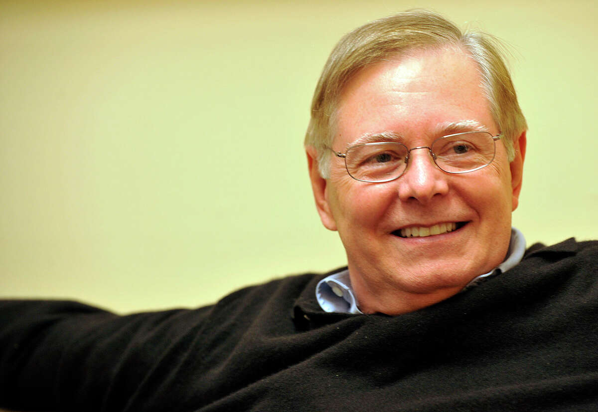 Democrat David Martin is the new Mayor of Stamford.