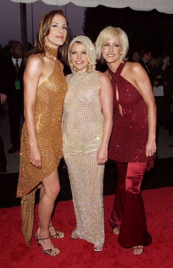 The Dixie Chicks were formed in Dallas. Lead singer Natalie Maines (center) is from Lubbock. Emily Robinson, left, was born in Pittsfield, Mass. but raised in Addison, Texas outside of Dallas. Her sister, Martie Maguire, right, was born in York, Penn. but also raised in Addison.