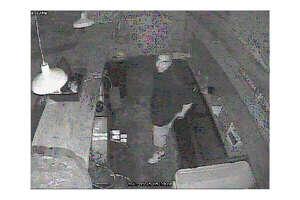 Police are seeking suspects in burglaries of Brass Monkey nightclub, 2702 N. St. Mary's.