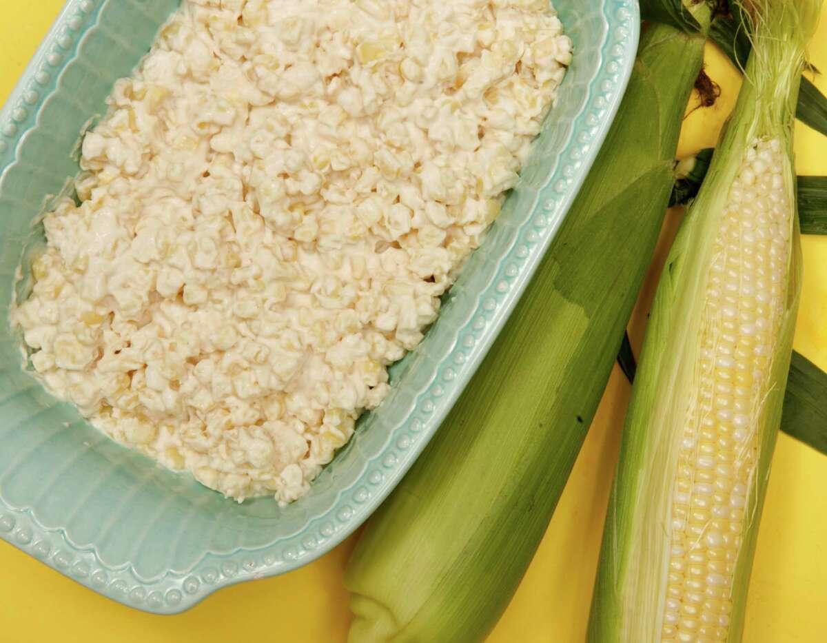 Best Creamed Corn for favorite recipe Friday, Aug. 25, 2006. (Melissa Phillip / Chronicle)