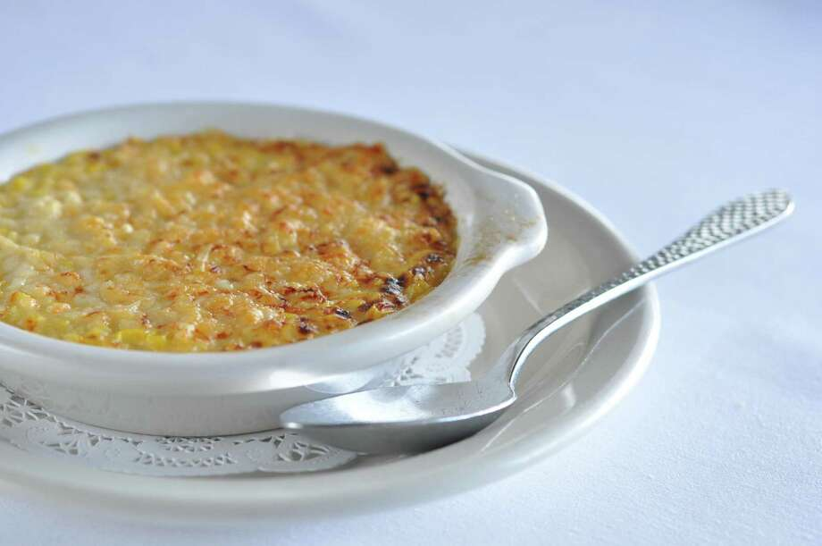 Killen's Creamed Corn (recipe) from Killen's Steakhouse in Pearland. Photo: Kimberly Park