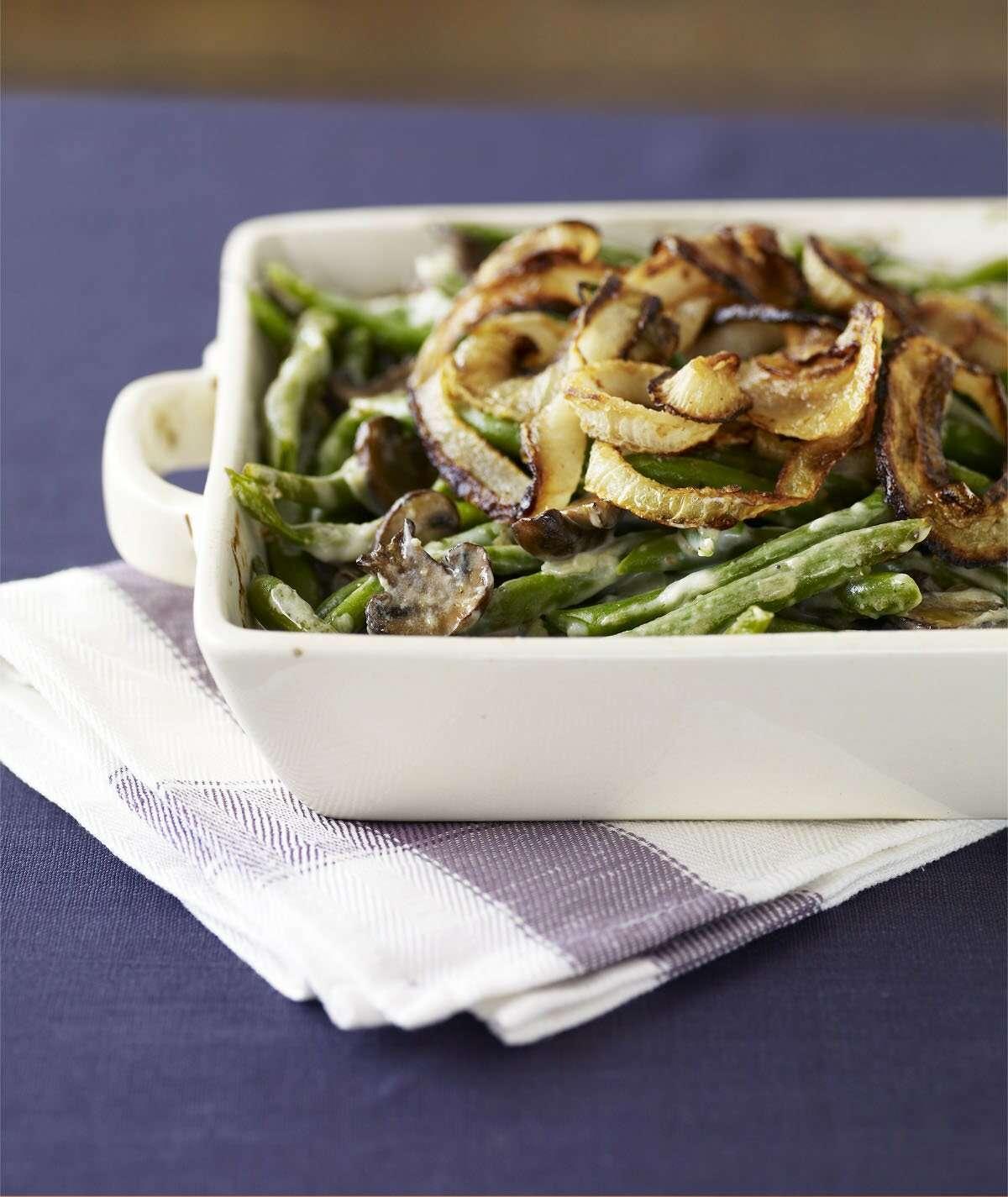 green bean casserole originally published November 2009