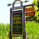 Manka's Inverness Lodge, Inverness, CA  Why it's cozy: Dinner delivered to your door in cast-iron pots in the eve; warm sticky buns and a thermos of coffee in the morn. Thick wool blankets, roaring fireplaces, and outdoor showers, some with private soaking tubs.  What's out the door: The Point Reyes National Seashore. (Enough said.)  Who will love it: Low-key, solitude-seeking couples, including (once) Prince Charles and Camilla.  2 one-bedroom cabins; $$$$; mankas.com  Read more: Top 10 vacation cabins & cottages