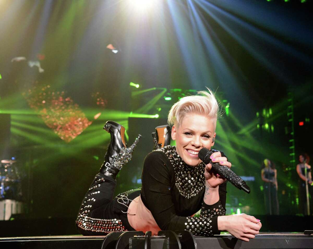 Nov. 14: The singer performs at the AT&T Center.
