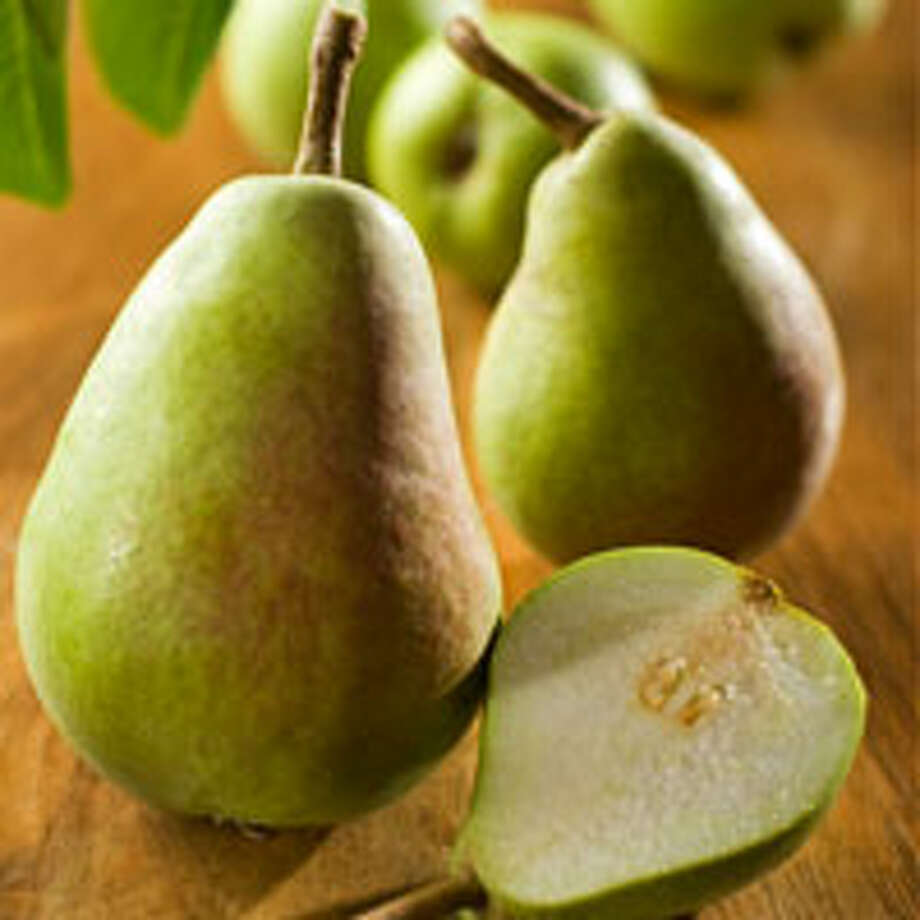 5. Pears They're now recognized as having more fiber, thanks to a corrected calculation by the U.S. Food and Drug Administration. At six grams (formerly four grams) per medium-size pear, they're great at filling you up. Apples come in second, with about three grams per medium-size fruit. Both contain pectin fiber, which decreases blood-sugar levels, helping you avoid between-meal snacking. This may explain why, in a Brazilian study that lasted 12 weeks, overweight women who ate three small pears or apples a day lost more weight than women on the same diet who ate three oat cookies daily instead of the fruit.  Reprinted with Permission of Hearst Communications, Inc. Originally Published: 15 Foods to Help You Lose Weight Photo: Alle12/istock