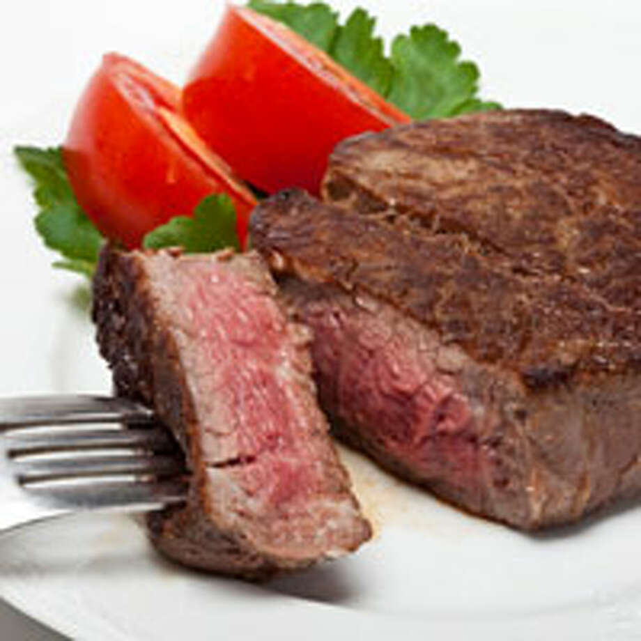 7. Lean Beef It's what's for dinner — or should be, if you're trying to shed pounds. The amino acid leucine, which is abundant in proteins like meat and fish as well as in dairy products, can help you pare down while maintaining calorie-burning muscle. That's what it did for 24 overweight middle-aged women in a study at the University of Illinois at Urbana-Champaign. Eating anywhere from nine to 10 ounces of beef a day on a roughly 1,700-calorie diet helped the women lose more weight, more fat, and less muscle mass than a control group consuming the same number of calories, but less protein. The beef eaters also had fewer hunger pangs.