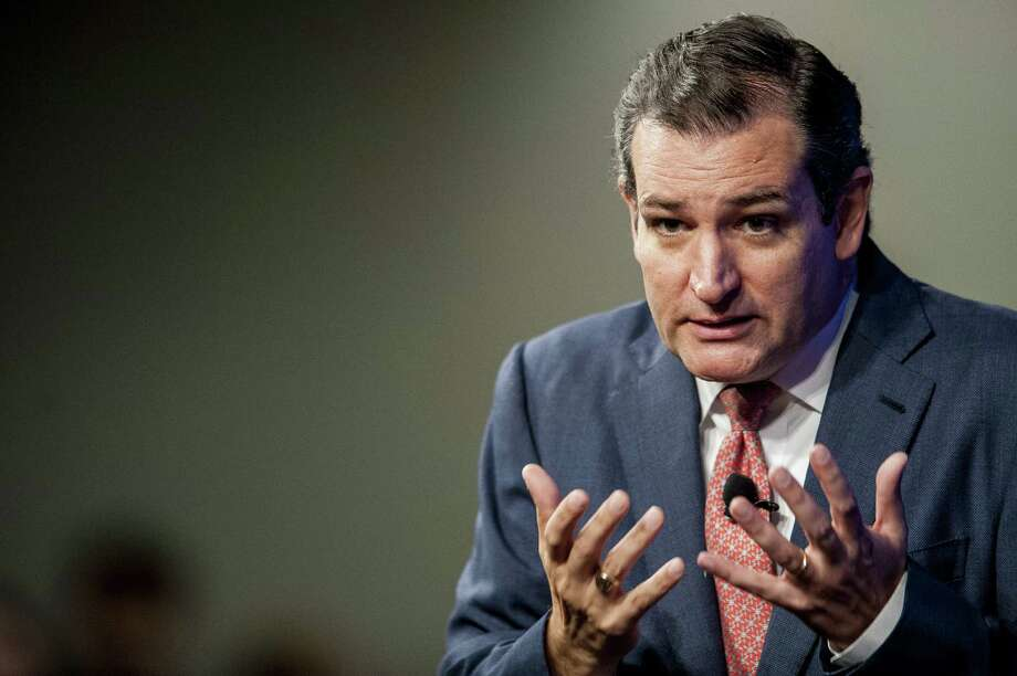 Sen. Ted Cruz seems to be adopting a softer profile in the Senate, but he is still popular among tea party conservatives. That's better than being liked by his colleagues. Photo: Pete Marovich, Bloomberg