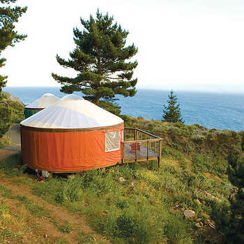 Treebones Resort, Big Sur, CA