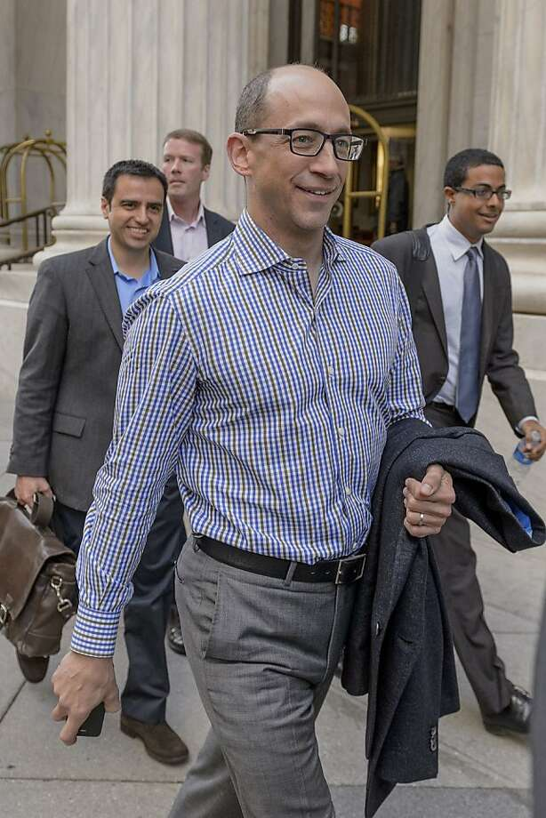 Dick Costolo Photo: Jim Graham, Bloomberg
