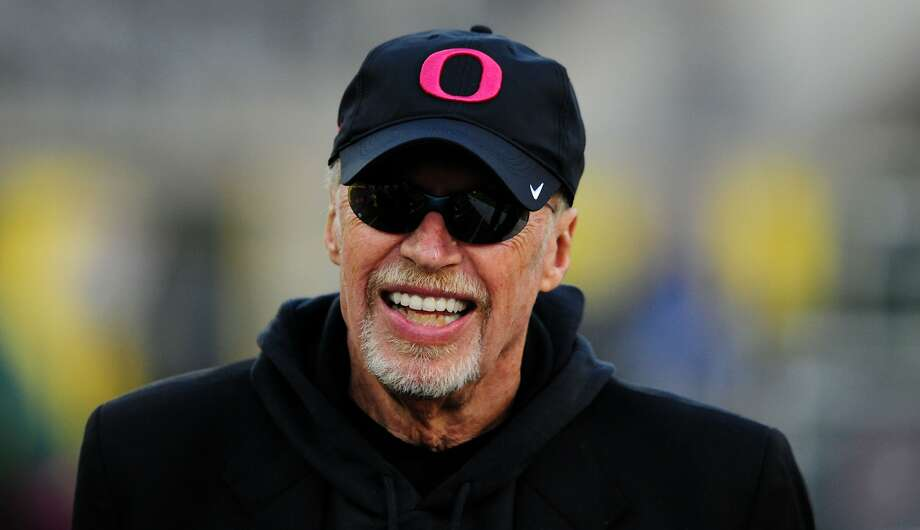 Phil Knight's largesse Photo: Steve Dykes, Getty Images