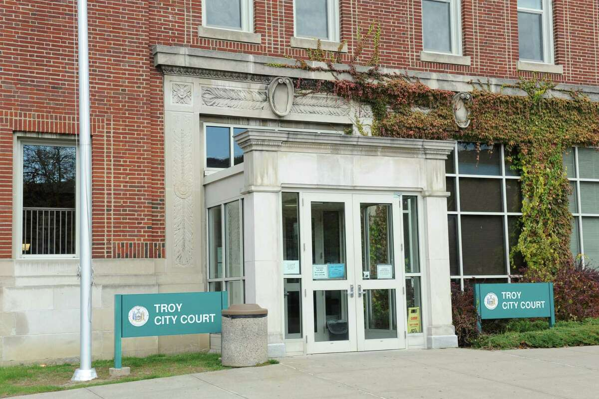Exterior of Troy City Court on State St. Tuesday, Nov. 5, 2013 in Troy, N.Y. (Lori Van Buren / Times Union)