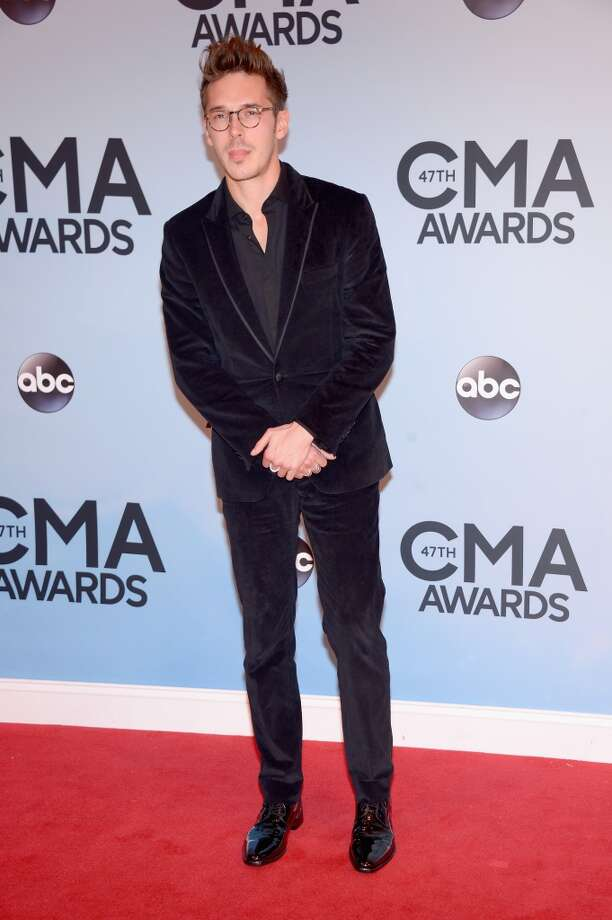 Actor Sam Palladio attends the 47th annual CMA Awards at the Bridgestone Arena on November 6, 2013 in Nashville, Tennessee. Photo: Michael Loccisano, Getty Images