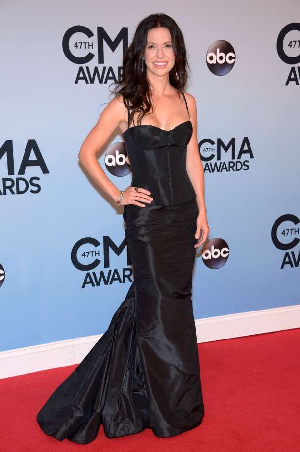 Joy Williams attends the 47th annual CMA Awards at the Bridgestone Arena on November 6, 2013 in Nashville, Tennessee. Photo: Michael Loccisano, Getty Images