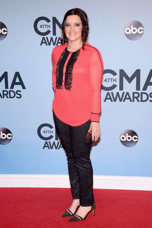 Musician Brady Clark attends the 47th annual CMA Awards at the Bridgestone Arena on November 6, 2013 in Nashville, Tennessee. Photo: Michael Loccisano, Getty Images