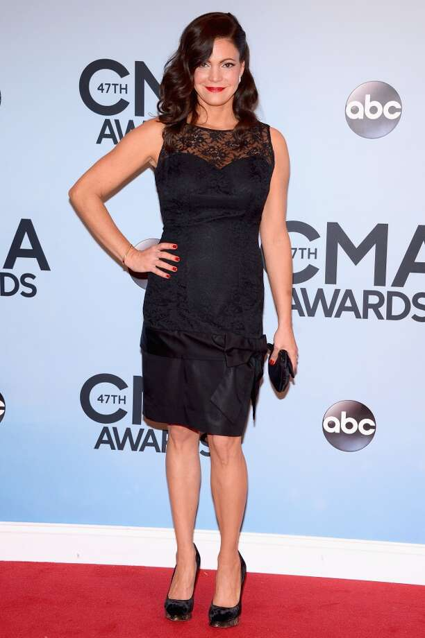 Angaleena Presley attends the 47th annual CMA Awards at the Bridgestone Arena on November 6, 2013 in Nashville, Tennessee. Photo: Michael Loccisano, Getty Images