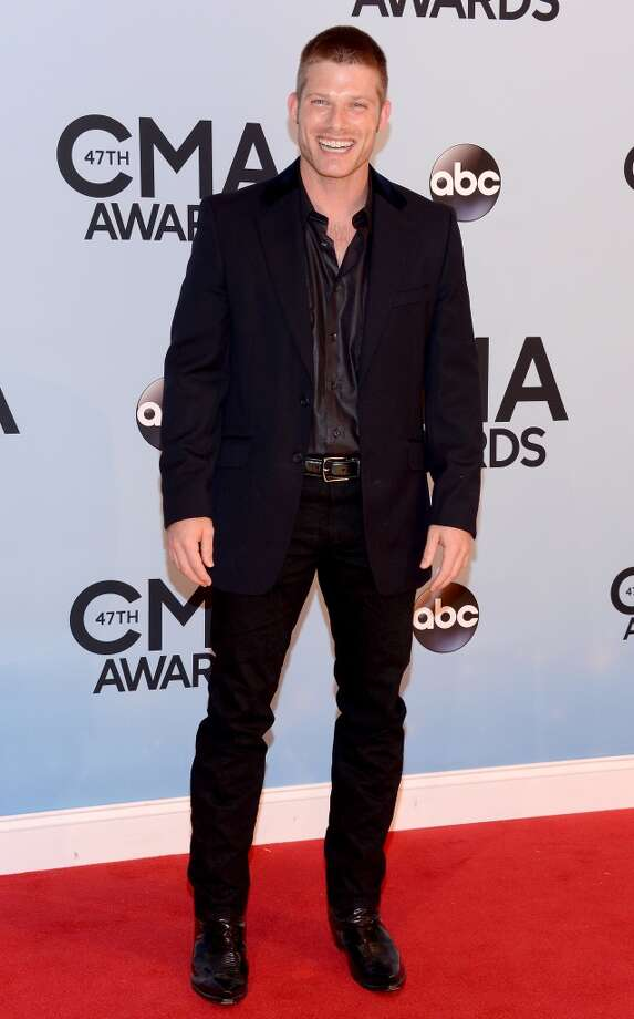 Actor Chris Carmack attends the 47th annual CMA Awards at the Bridgestone Arena on November 6, 2013 in Nashville, Tennessee. Photo: Larry Busacca, WireImage