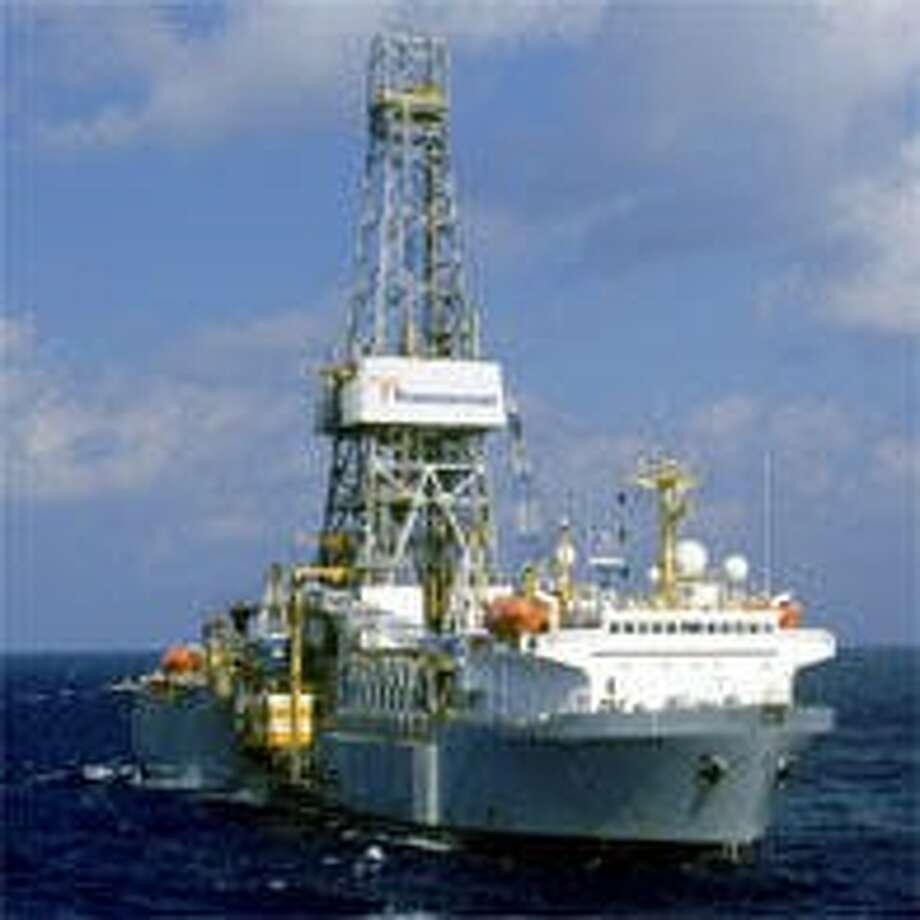 Transocean's Discoverer Seven Seas drillship contributed to its profitable third quarter in 2013. Photo: Transocean