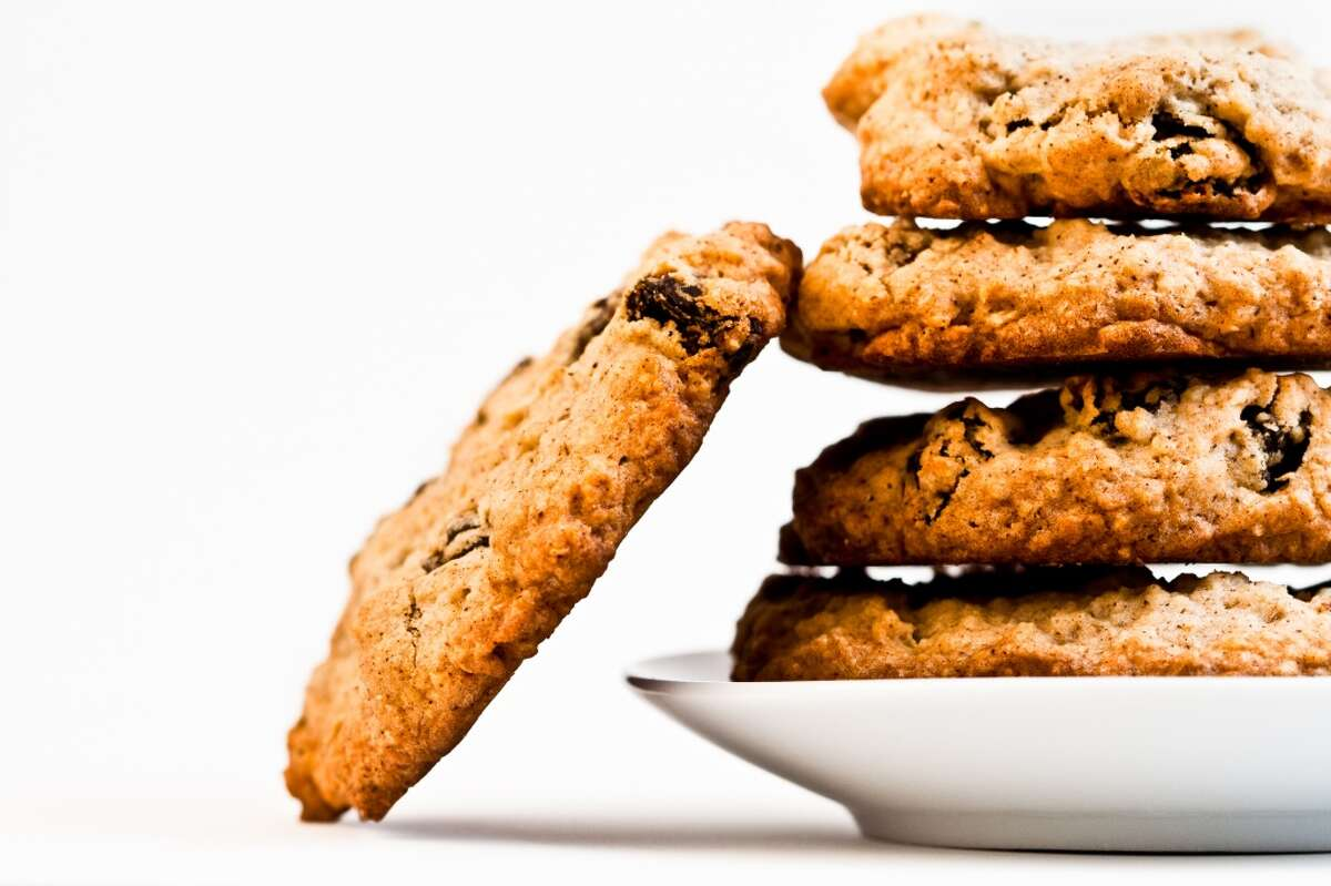Cookies Oreo lovers can rejoice - the iconic sandwich cookie does not have trans fats. But if your family enjoys slicing up a sugar cookie log for Christmas, beware. The Pillsbury reindeer version has 2.5 grams per serving.