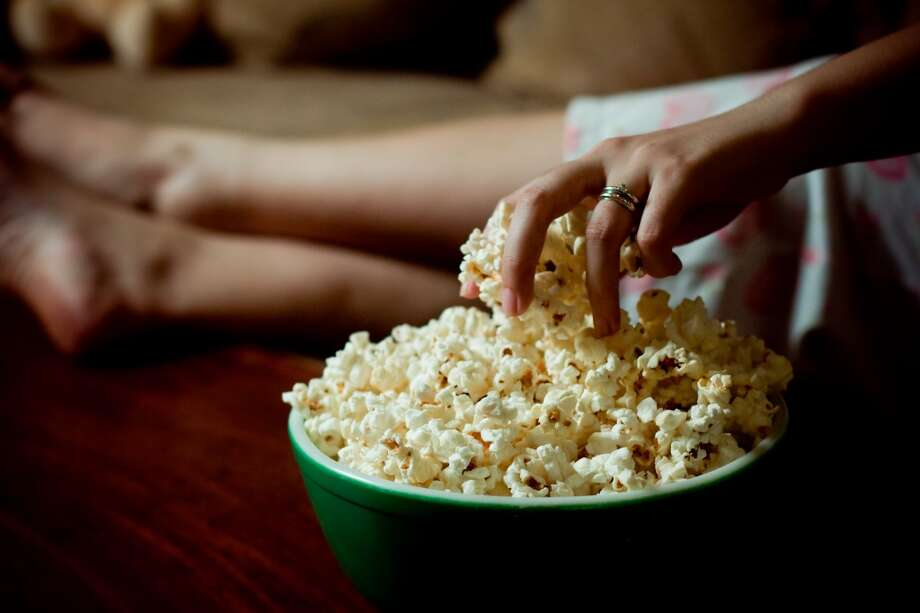 Microwave popcorn
