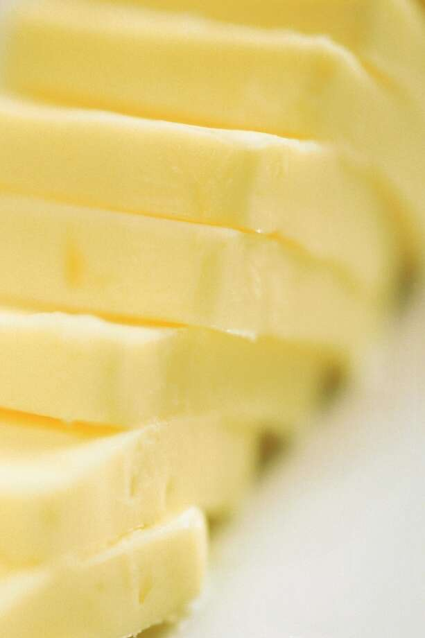 MargarineMargarine that comes in stick form is most likely to contain trans fat, the FDA reports. Photo: Comstock, Getty Images/Comstock Images