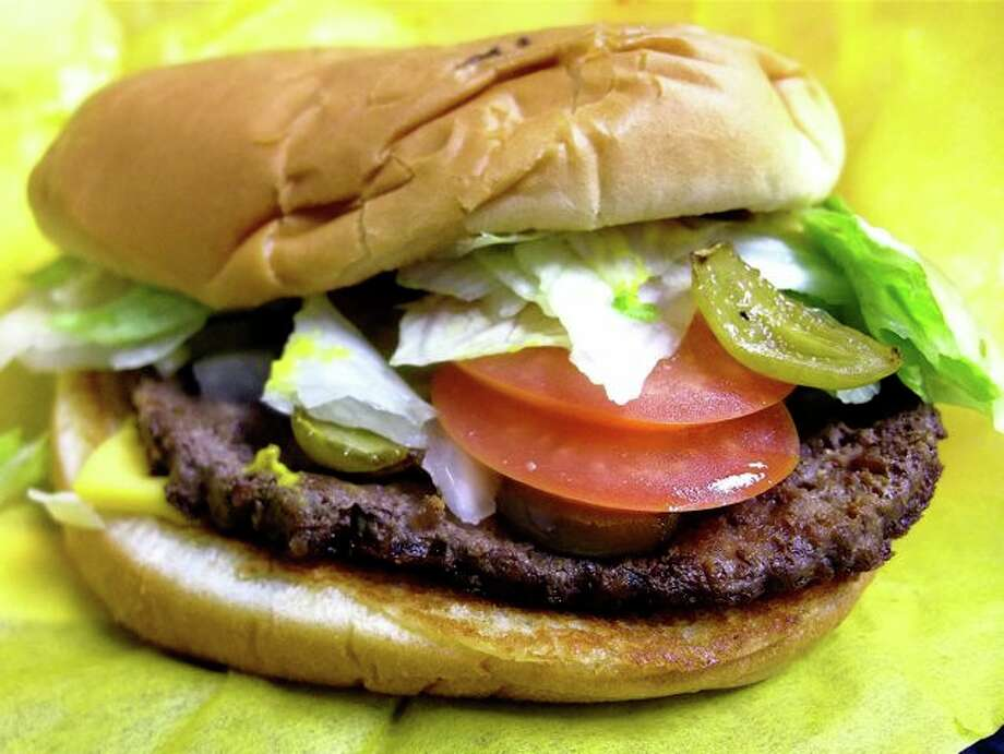 A man from California (of course) has asked Whataburger to add a vegetarian option to its menu. We Texans already thought Whataburger had a vegetarian option: it's called the large Dr Pepper.Regardless, here are some other viewpoints that most Texans just won't ever understand... Photo: Alison Cook, Houston Chronicle / Houston Chronicle