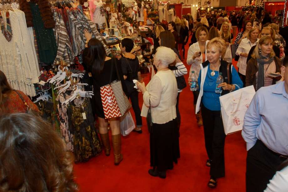 The Houston Ballet Nutcracker Market kick off VIP party. Photo: Gary Fountain, For The Chronicle