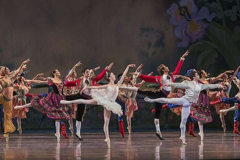"Ballet San Jose's production of Karen Gabay's ""The Nutcracker"" includes music by members of Symphony Silicon Valley. Photo: Ballet San Jose"