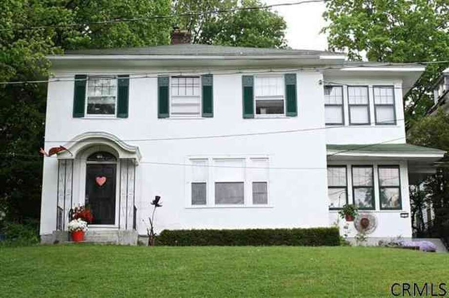 126 Maple Ave., Troy 4 bedrooms, 3 bathrooms, 2,136 square feet, built in 1910. Taxes: $6,609 List Price: $199,900
