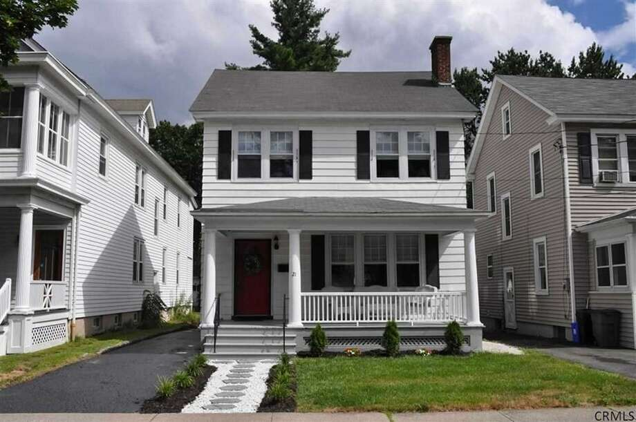 21 Winthrop Ave., Albany