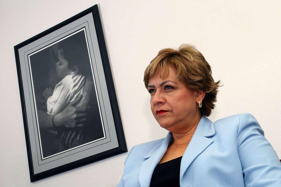 "Maria ""Cuca"" Robledo Montecel is executive director of the Intercultural Development Research Association. Photo: File Photo, San Antonio Express-News"