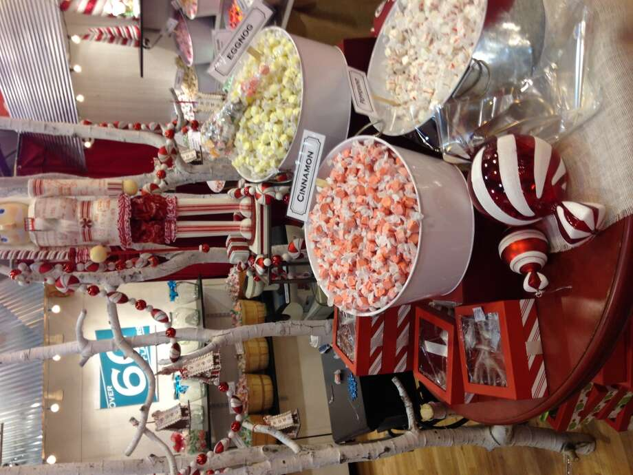 Gluten free treats at Salt Water Taffy Photo: Lindsey Love