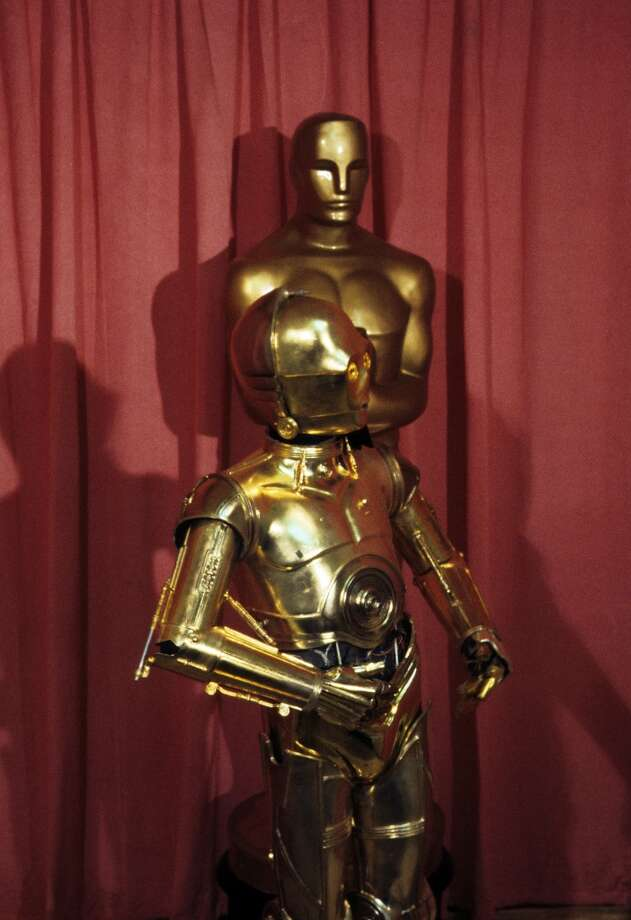 THE 50TH ANNUAL ACADEMY AWARDS - Show Coverage - Shoot Date: April 3, 1978. (Photo by ABC Photo Archives/ABC via Getty Images) C-3PO Photo: ABC Photo Archives/Getty Images