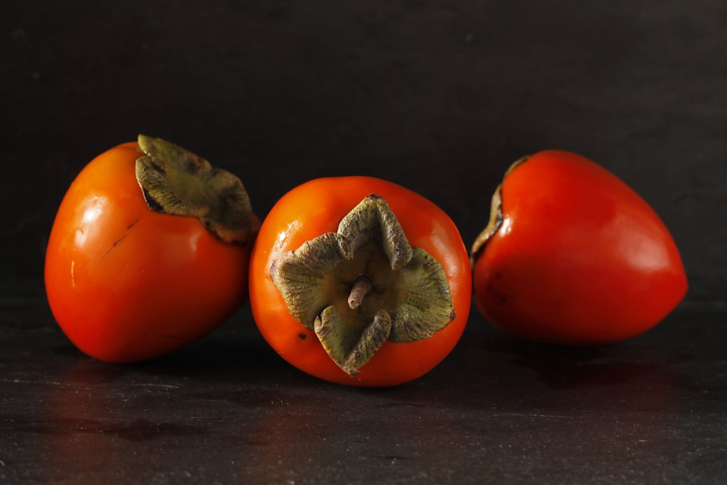 SFGate outstanding - in Hachiya persimmons prove pudding