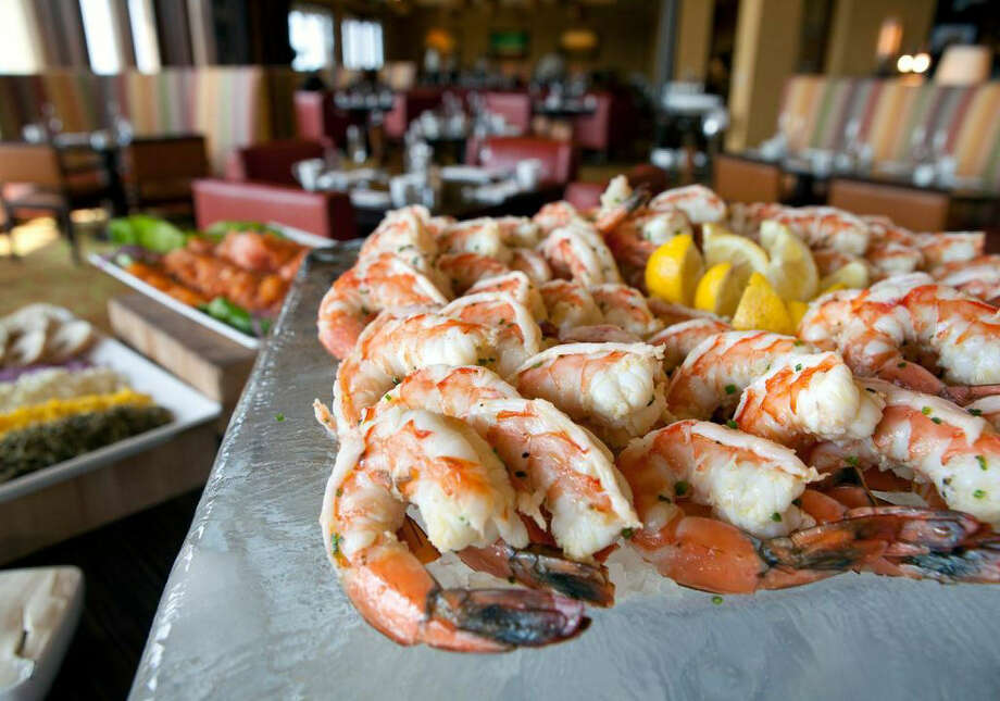 JW Marriott San Antonio Hill Country Resort & Spa will offer Thanksgiving diners an array of seafood. Photo: File Photo