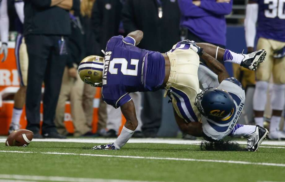 1. Who will replace Kasen Williams?  With the loss of wide receiver Kasen Williams for the season and the disappearing act of tight end Austin Seferian-Jenkins, other pass-catchers are going to have to step up for the Huskies. They will have to replace Williams' 142 receptions, 1,726 yards and 13 touchdowns over the past three seasons, as well as his ability to catch tough passes in traffic.   Jaydon Mickens had a good audition against Cal two weeks ago, catching six passes for 180 yards and touchdowns of 47 and 68 yards, but that is by far his best output of his career. Sophomore Marvin Hall and 6-foot-3, 225-pound true freshman Damore'ea Stringfellow have been taking practice reps usually reserved for Williams, and freshman John Ross will presumably have an expanded role as well.  The offense has shown some potential to create big plays this season, but the absence of Williams means opposing defenses can now dedicate more resources to defending Washington's players. Before, a defense might have bracketed Williams or rolled coverages his way.   With that threat now in the training room, opponents can now focus on double-teaming the Huskies' other potential targets, especially Seferian-Jenkins. Look for quarterback Keith Price to distribute the ball around even more than he has in previous games, due to the lack of Williams in the lineup. Photo: Otto Greule Jr, Getty Images
