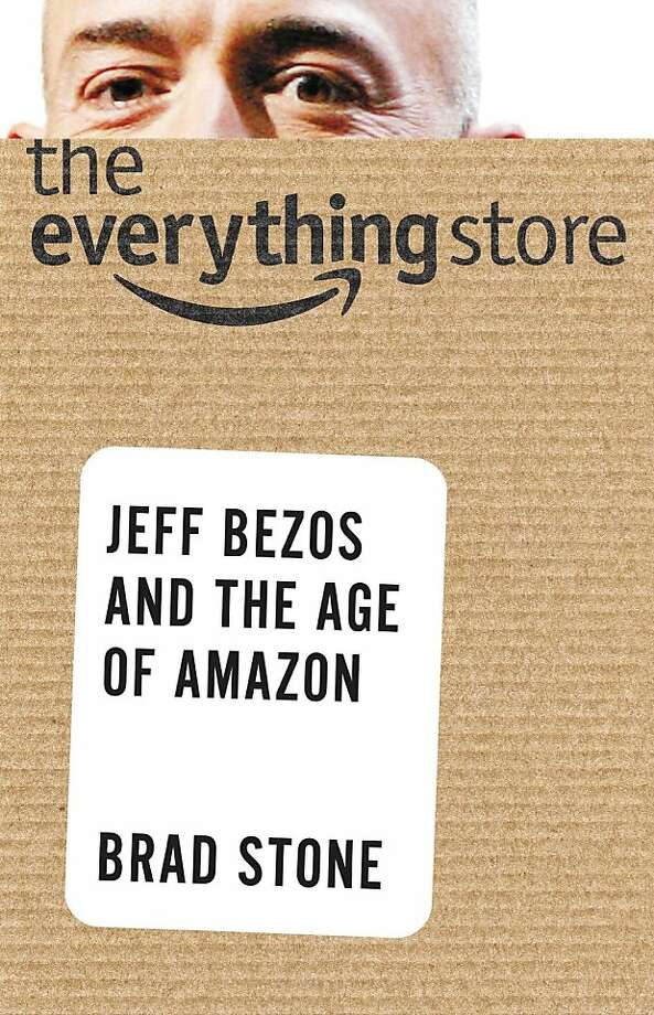 The Everything Store: Jeff Bezos and the Age of Amazon, by Brad Stone Photo: Little, Brown