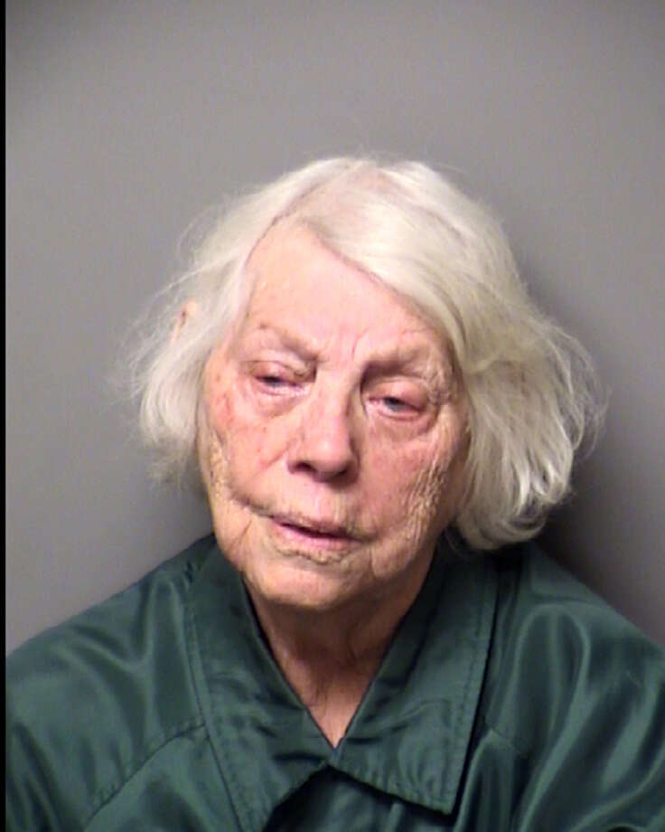 RUTH LOTTIE MONTEITH, DOB:  07/05/1927 ID:  1019976Dcharged with stealing the trailer belonging to Two Tons of Steel Photo: Courtesy