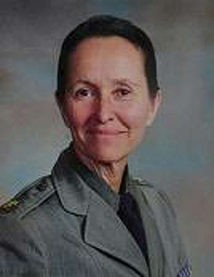 Maj. Robin H. Benziger has been appointed commander of Troop K, the first woman to lead the troop. (State Police photo)