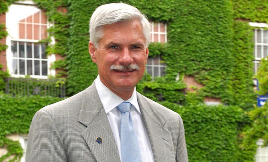 David R. Smith, SUNY Upstate Medical University president. (SUNY)