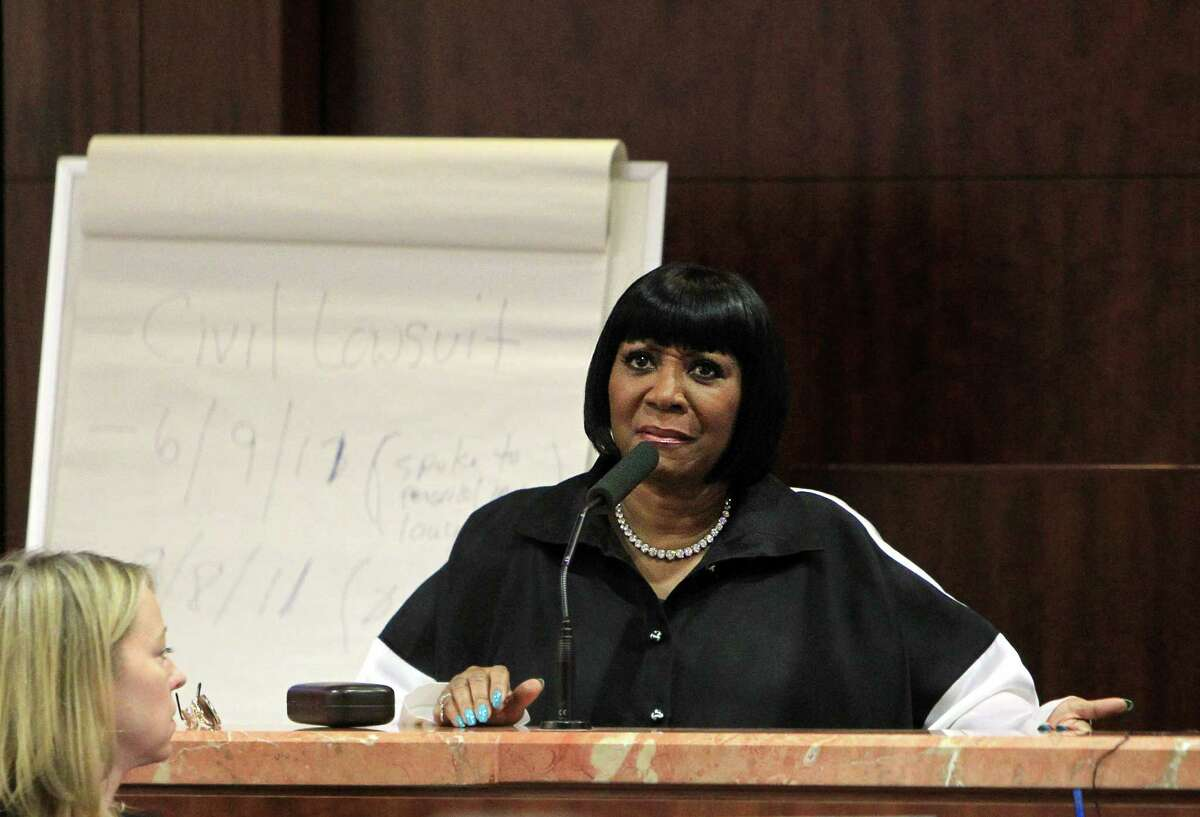 Last year, R&B singer Patti LaBelle was a witness at the Harris County Criminal Courthouse in a lawsuit accusing her bodyguard of beating a West Point cadet in 2011.