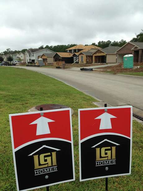 LGI Homes offers new homes in the North Kingwood Forest neighborhood in the northeast Houston area.