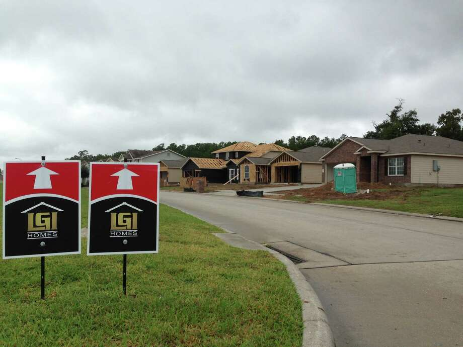 LGI Homes builds homes in 10 states including Texas.See Houston's biggest builders ranked by sales in 2016. Photo: Katherine Feser, Houston Chronicle