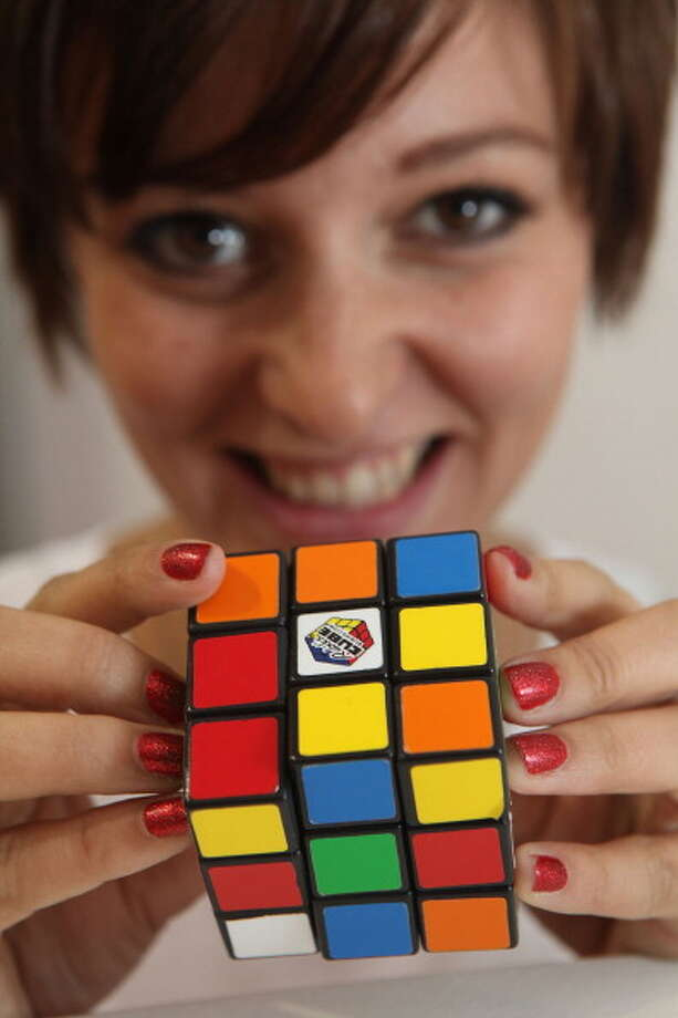 The Rubik's Cube Photo: Tim Whitby, Getty Images / 2011 Getty Images